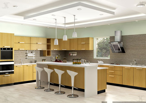 Luxury 3bhk apartments coimbatore buy 3 bedroom flats for Kitchen designs bangalore